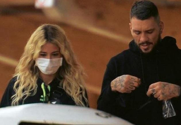 Nữ MC quyến rũ lần đầu xuất hiện với bạn trai sau tin cặp kè Ibrahimovic - Bóng Đá