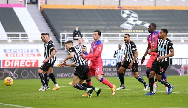 TRỰC TIẾP Newcastle 0-1 Chelsea: Fernandez phản lưới, bàn thắng cho Chelsea - Bóng Đá