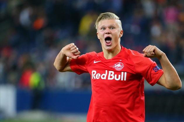 Danh hiệu Golden Boy và 10 dấu ấn lớn của Erling Haaland trong năm 2020 - Bóng Đá