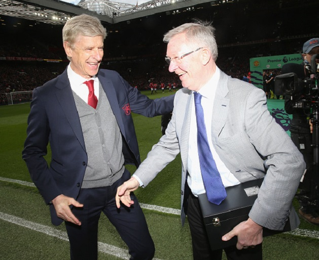 Sir Alex Ferguson: Hãy chiến thắng một lần nữa! - Bóng Đá