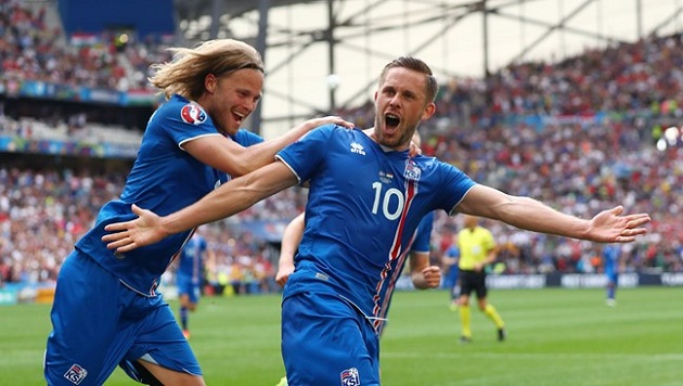 Đội tuyển Iceland công bố danh sách rút gọn 23 tuyển thủ đến Nga - Bóng Đá