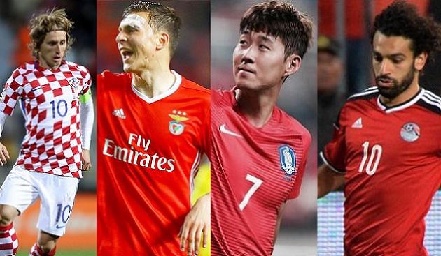 Đội tuyển nào sẽ là ngựa ô tại World Cup 2018? - Bóng Đá