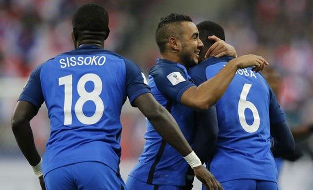 GÓC NHÌN: Đội tuyển Pháp đã biết cách chơi thực dụng! - Bóng Đá
