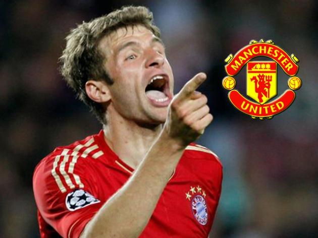 Man Utd chú ý, Thomas Muller đã đánh tiếng rời khỏi Bayern Munich - Bóng Đá