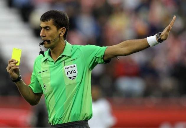 ĐẾM NGƯỢC 10 ngày World Cup: Kỷ lục của Irmatov - Bóng Đá