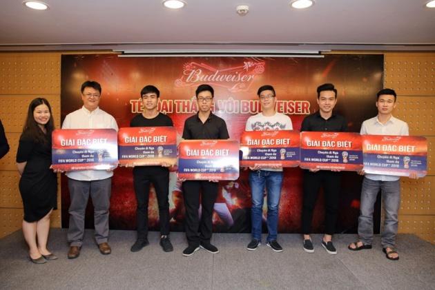 Lộ diện người Việt Nam thứ 7 đến World Cup 2018 - Bóng Đá