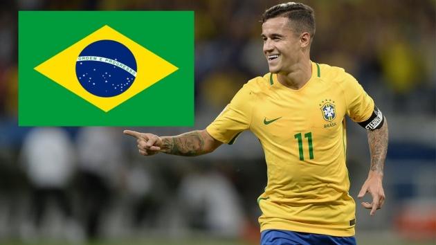 Chiếc giày vàng World Cup: Bất ngờ thú vị với tỷ lệ cược dành cho Coutinho - Bóng Đá