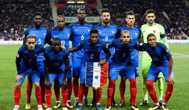 KHÓ TIN: Đội hình Pháp đắt hơn Australia gấp 22 lần. - Bóng Đá