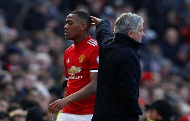Mourinho sẽ không để Martial rời Man United trừ 1 điều kiện - Bóng Đá