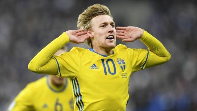 Sao Thụy Điển có thể gia nhập Liverpool nếu tỏa sáng trước Hàn Quốc - Bóng Đá
