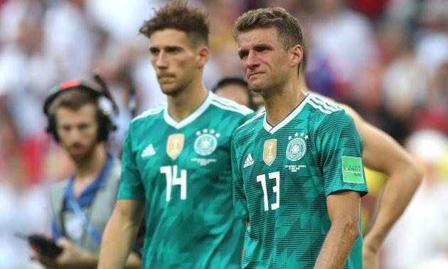 Thành tích tệ hại nhất của đội tuyển Đức trong lịch sử World Cup - Bóng Đá
