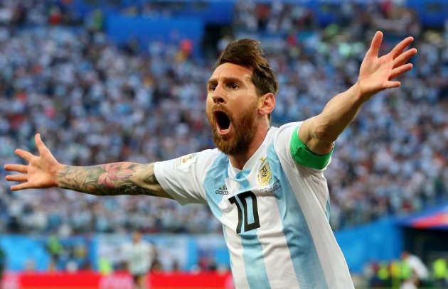 Rio Ferdinand nhận thấy sự thay đổi của Messi trong trận đấu với Nigeria - Bóng Đá