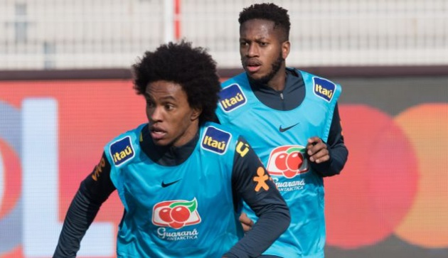 Willian thăng hoa, Chelsea hét giá khiến MU, Barca bật ngửa - Bóng Đá