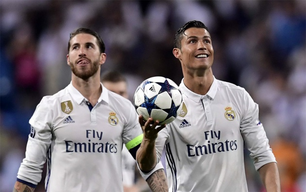 Ramos phản ứng thế nào với quyết định gia nhập Juventus của Ronaldo? - Bóng Đá