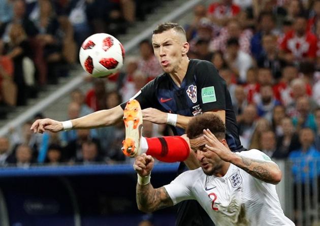 NHM Anh chỉ trích thậm tệ Kyle Walker sau sai lầm dẫn đến bàn thắng của Perisic - Bóng Đá