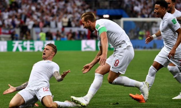 Những hình ảnh đáng nhớ nhất trận Croatia 2-1 Anh - Bóng Đá