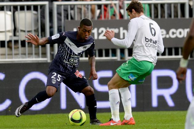 Sao Bordeaux lọt vào tầm ngắm của Man Utd - Malcom - Bóng Đá