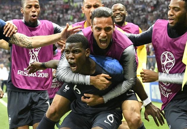 """""""Paul Pogba là tiền vệ xuất sắc nhất World Cup"""""""