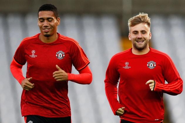 Mourinho xác nhận bộ tứ phòng ngự Man Utd trong trận mở màn giải NHA - Bóng Đá