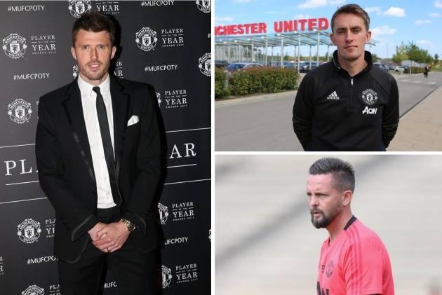 Mourinho đã nói gì về Carrick và các trợ lý của mình? - Bóng Đá