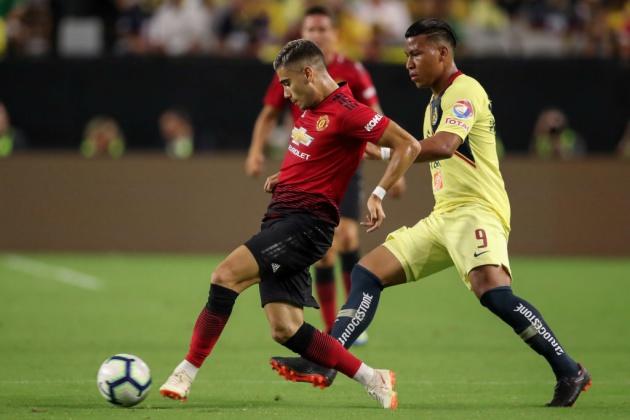 Andreas Pereira của nói với Jose Mourinho vị trí mà anh muốn chơi - Bóng Đá