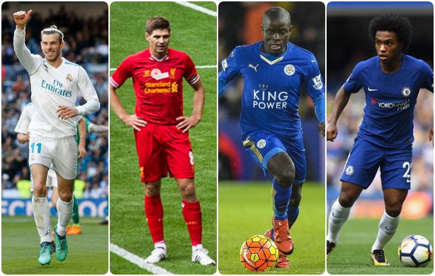 Các mục tiêu.. hụt của Mourinho có thể xếp thành một đội hình hoàn hảo - Bóng Đá