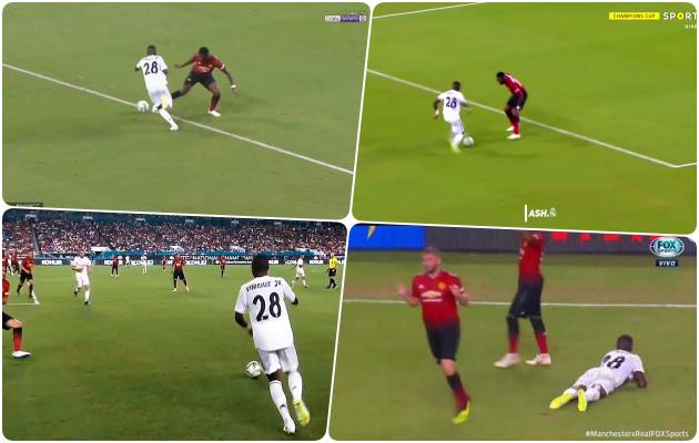 5 bài học rút ra sau trận M.U 2-1 Real Madrid: Fred = 2 Michael - Bóng Đá
