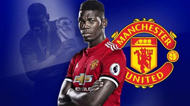 XONG! Pogba đã quyết định tương lai tại Man Utd - Bóng Đá