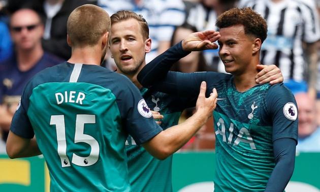 4 bài học rút ra sau trận Newcastle 1-2 Tottenham: Hay không bằng hên - Bóng Đá