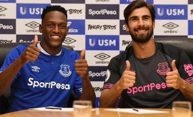 Nhưng Mina đã gia nhập Everton với mức giá chỉ 27.2 triệu bảng.
