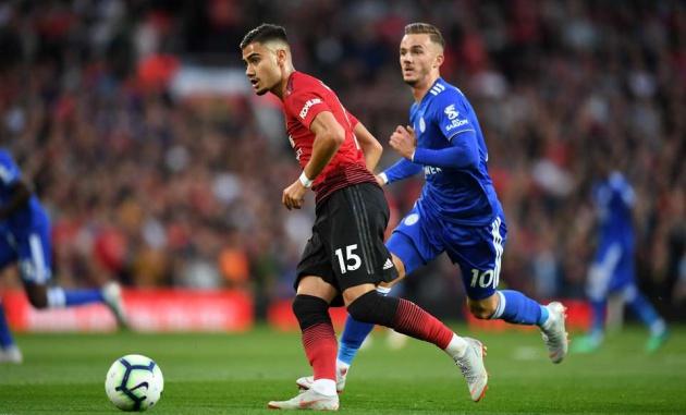 Andreas Pereira và những điều đọng lại sau trận khai màn của Man Utd - Bóng Đá