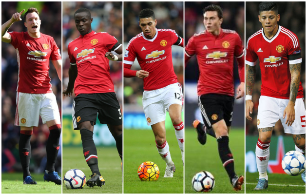 Mourinho có thể đã tìm ra bộ đôi trung vệ hoàn hảo - Bóng Đá