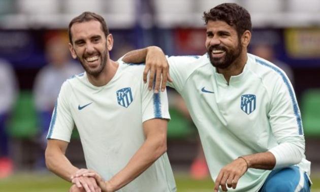 Bất ngờ với lý do Diego Godin từ chối Man Utd - Bóng Đá