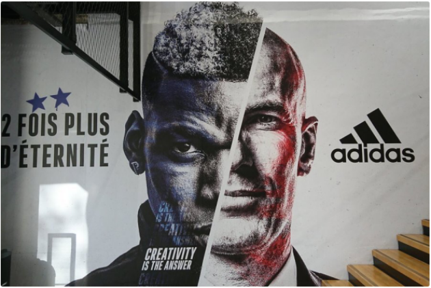 NÓNG: Adidas có động thái lạ, ngầm tiết lộ Zidane sẽ là thầy của Pogba? - Bóng Đá