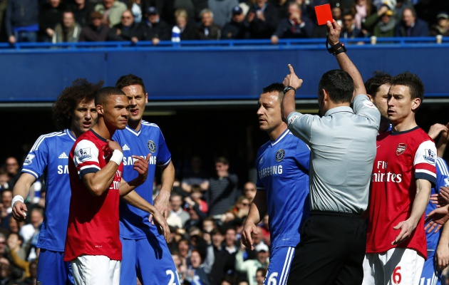 10 trận đấu hay nhất giữa Chelsea và Arsenal tại Premier League (ĐỘC QUYỀN :D) - Bóng Đá