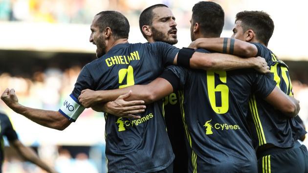 Ronaldo thể hiện ra sao trong trận ra mắt Serie A? - Bóng Đá