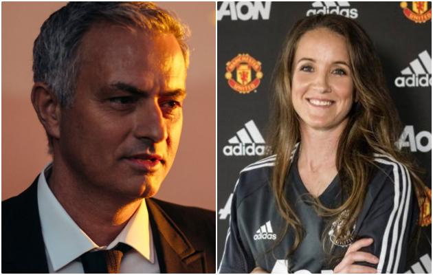 HLV đội nữ Man Utd nói gì về Mourinho? - Bóng Đá