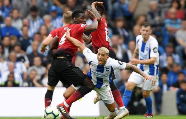 Jamie Redknapp Chuyên gia tiết lộ vấn đề lớn của Man Utd sau trận thua Brighton - Bóng Đá