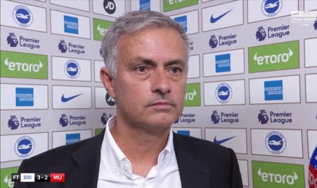 Tại sao Jose Mourinho ngừng chỉ trích các cầu thủ của Manchester United - Bóng Đá