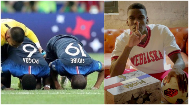 NÓNG: Pogba gửi thông điệp mạnh mẽ đến đại diện Mino Raiola - Bóng Đá