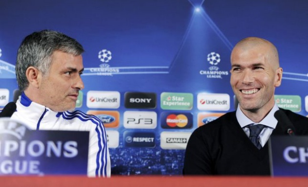 'Người đặc biệt' đã nói gì về Zinedine Zidane? - Bóng Đá