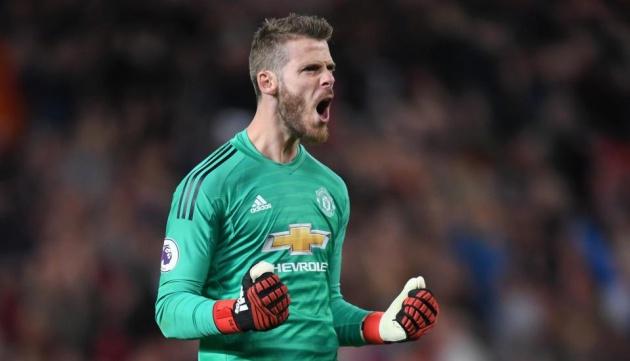 NÓNG: De Gea không chấp nhận gia hạn hợp đồng với Man Utd - Bóng Đá