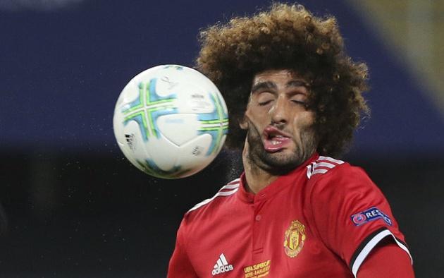 TIẾT LỘ lý do Fellaini quyết định ở lại Man Utd - Bóng Đá
