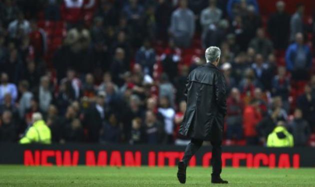 Bất chấp thảm bại, HLV Mourinho vẫn tuyên bố 'cứng' về Man Utd - Bóng Đá