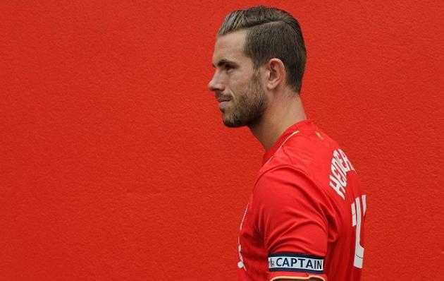 CHÍNH THỨC: Liverpool gia hạn với Henderson - Bóng Đá