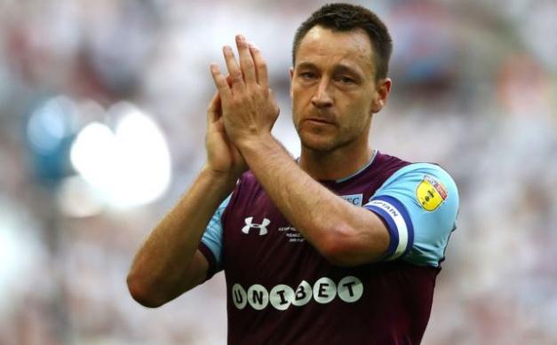 NÓNG: Terry chính thức từ chối Spartak, Mourinho mở cờ trong bụng? - Bóng Đá