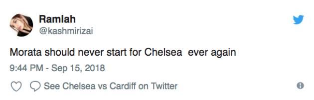 Fan Chelsea chỉ ra cái tên không thể quay lại đội hình xuất phát của Sarri - Bóng Đá