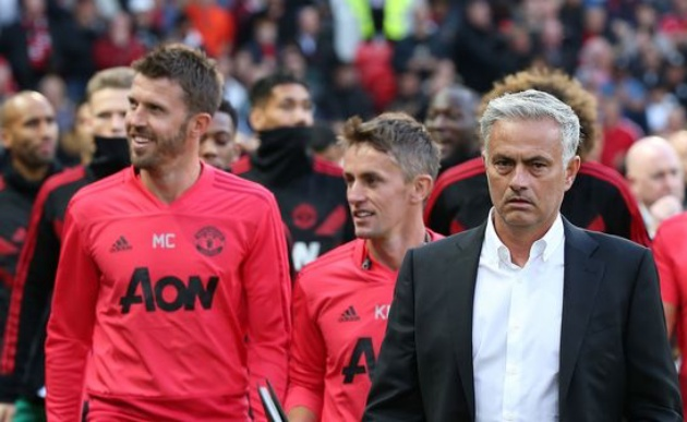 Tại sao những trợ lý mới của Mourinho lại là chìa khoá cho Man Utd? - Bóng Đá