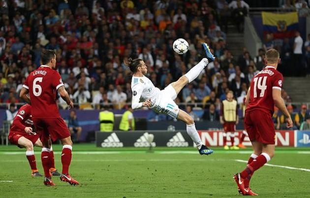Bale giải thích về bàn thắng 'xe đạp chổng ngược' vào lưới Liverpool - Bóng Đá