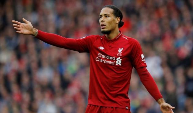 NÓNG: Liverpool nhận tin dữ với Van Dijk - Bóng Đá